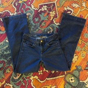Gap Jeans High Heel Flare